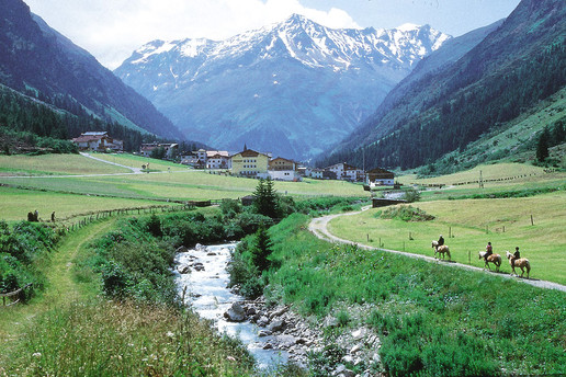 Pitztal Tirol